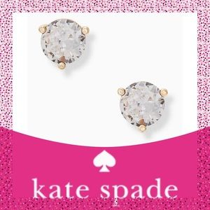 "Kate Spade ♠️""Rise and Shine"" Gumdrop Earrings NWT"